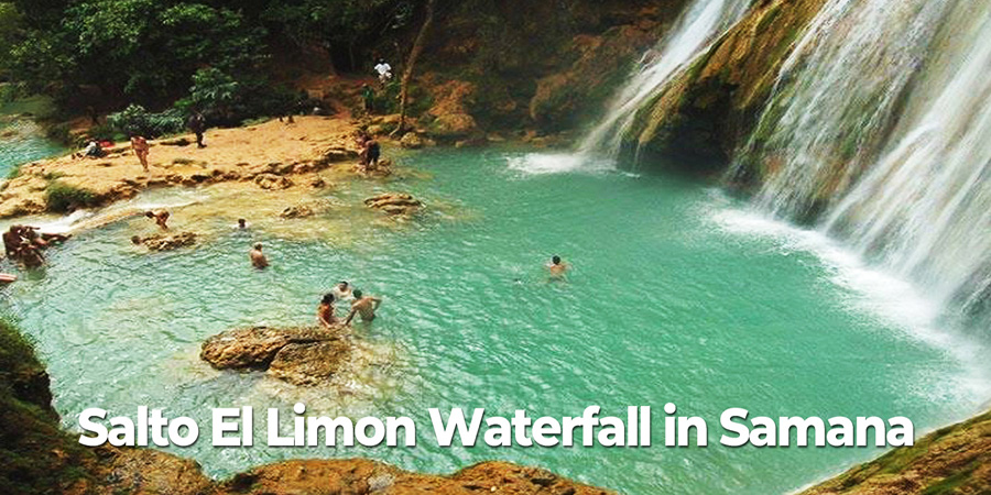 Samana Dominican Republic El Limon Waterfall Day Trip.